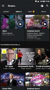 Yle Areena - náhled