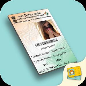 App Fake Voter ID Card Maker APK for Windows Phone | Download