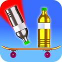 Bottle Flip TOP challenge! icon