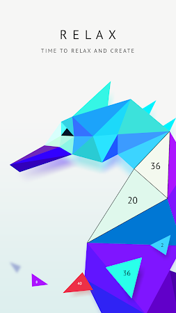 Poly Artbook - puzzle game 1.0.1 screenshot 2093106