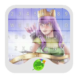 Go Photo Keyboard Background