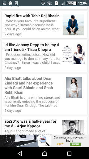 Bollywood Popcorn 1.3 screenshots 4