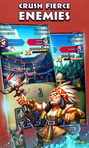 Legend of Defense - screenshot