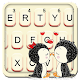 Love Kiss Penguin Keyboard Theme Android apk