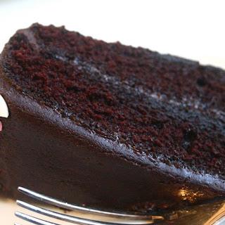 Ultimate Chocolate Birthday Cake