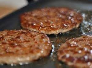 Be Sure To Shape You Patties Not Too Thick, Then Fry Well On Both Sides.