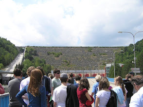 Photo: Vodní elektrárna Dalešice 2