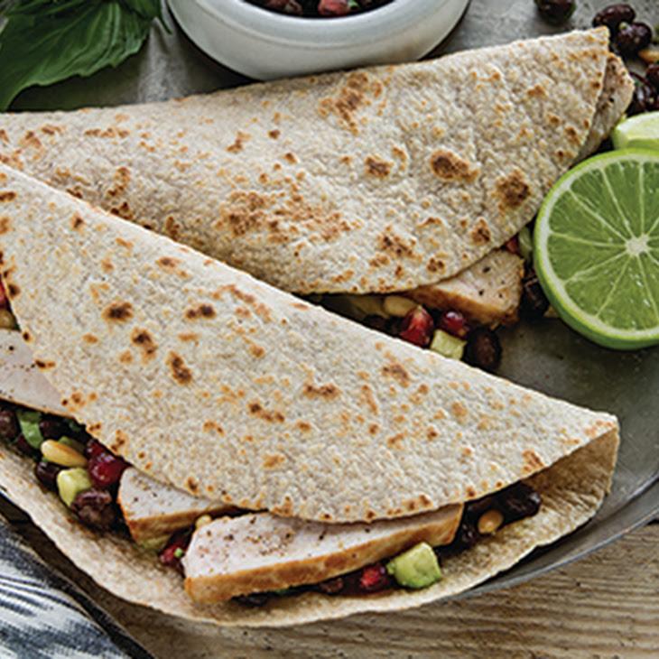 Spicy Pork Tacos with Avocado-Pomegranate Salsa Recipe | Yummly