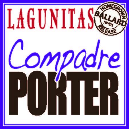 Logo of Lagunitas Compadre Porter