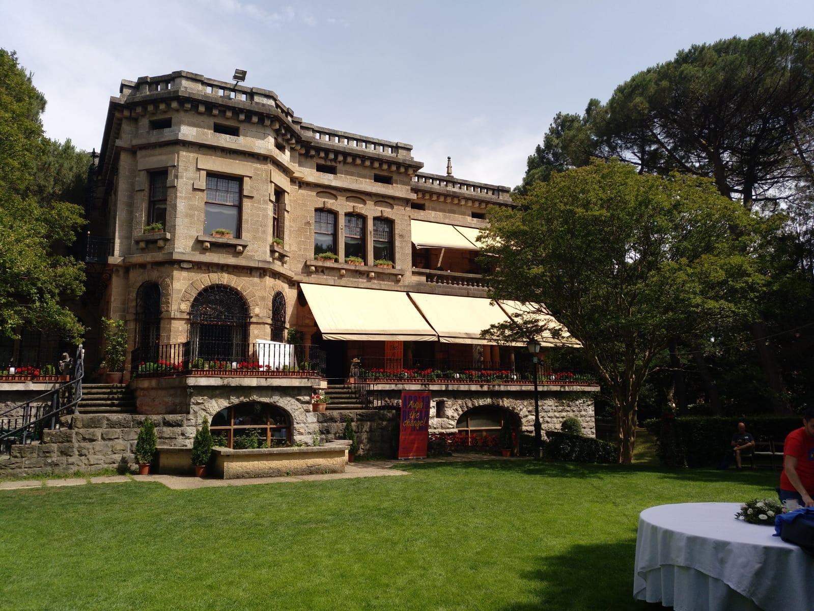 Palacio de San Joseren, Getxo