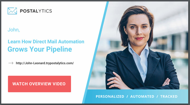 How To Insert Variable Data Personalization Into A Direct Mail ...