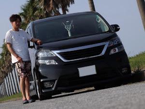ヴェルファイア GGH20W  Zプラチナセレクション2のカスタム事例画像 yokotaku1224さんの2018年08月18日11:03の投稿