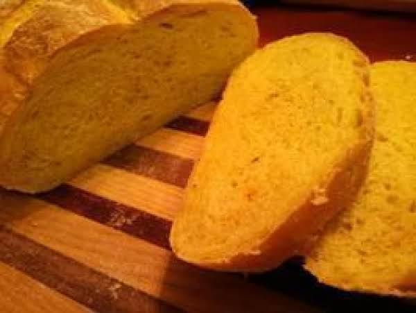 Middle Eastern Semolina And Saffron Bread Recipe