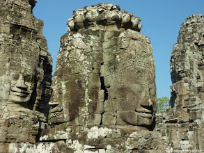 Photo: CAMBODGE,Angkor Thom-Le Bayon (Unesco).