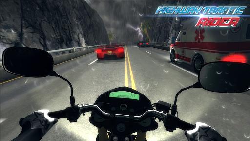 Highway Traffic Rider- หน้าจอ