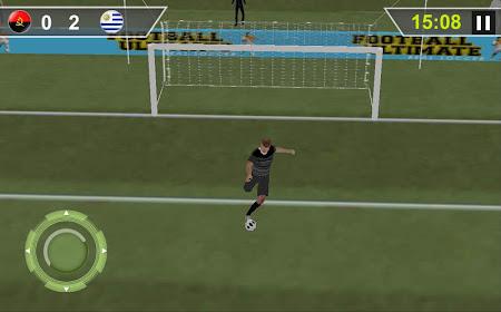Ultimate Football Real Soccer 2.3 screenshot 964665