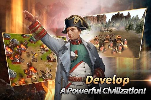Civilization War - Battle Strategy War Game 2.0.1 screenshots 5