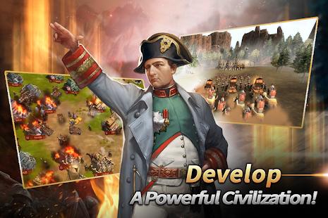 文明戰爭-戰爭策略戰爭遊戲