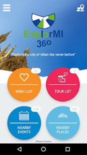 ExplorMI 360: Guide to Milan- screenshot thumbnail