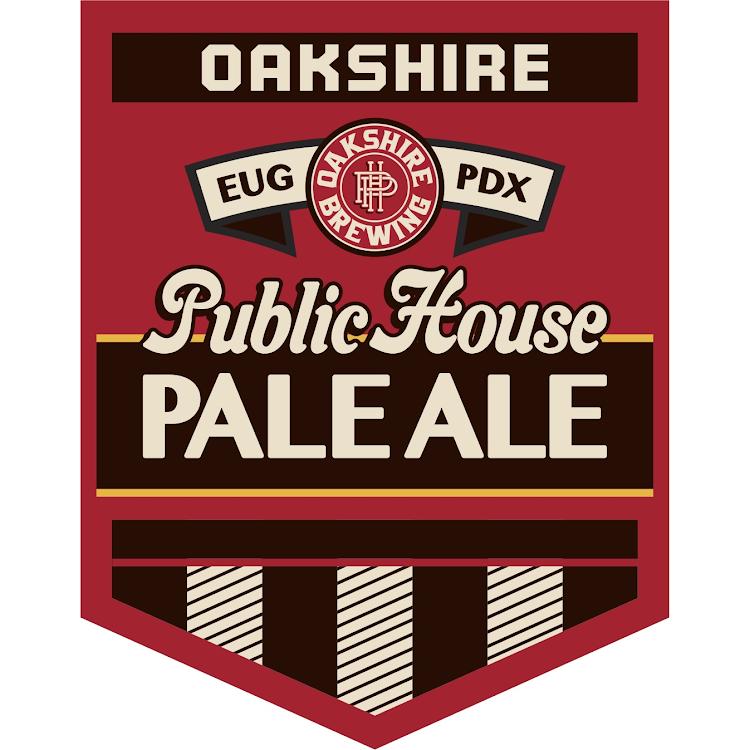 Logo of Oakshire Public House Pale Ale