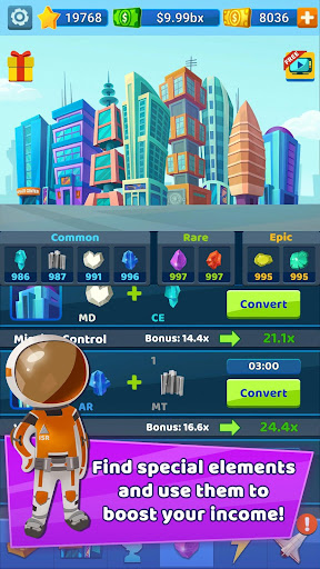 Idle Space Race  {cheat|hack|gameplay|apk mod|resources generator} 4