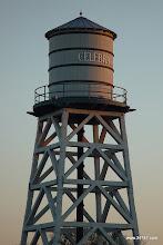 Photo: Water Tower, Celebration, FL