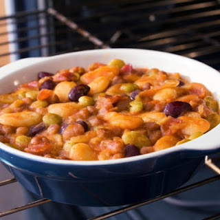Baked Lima Bean Casserole Recipes