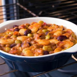 3 Bean Casserole.