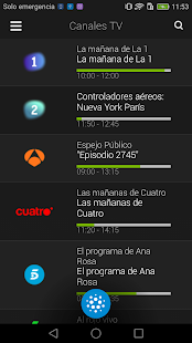 MOVISTAR+ Screenshot