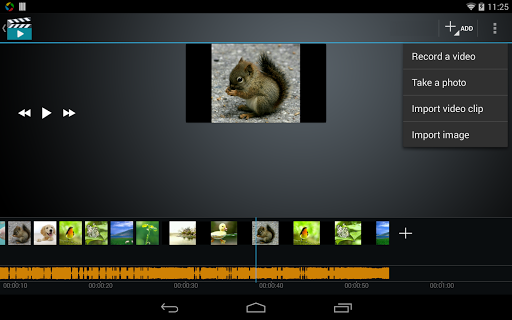 Video Maker Movie Editor screenshot 8