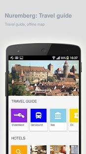 Nuremberg: Travel guide - náhled