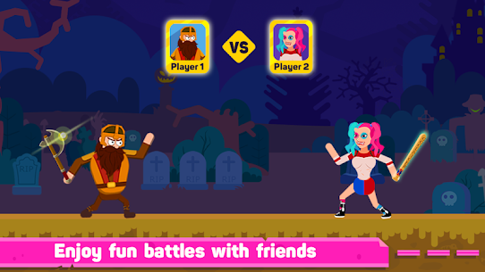 Ragdoll Warriors: Crazy Fighting Game Apk Download For Android and Iphone 1