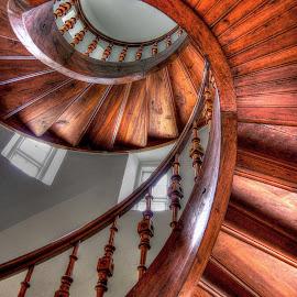 by Karen McKenzie McAdoo - Buildings & Architecture Architectural Detail