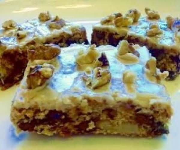 Kahlua Chocolate Chip Bars Recipe