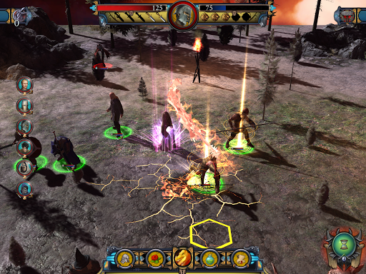 Shieldwall Chronicles: Swords of the North - screenshot