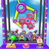 Tải Fidget Spinner Toy Claw Machine miễn phí