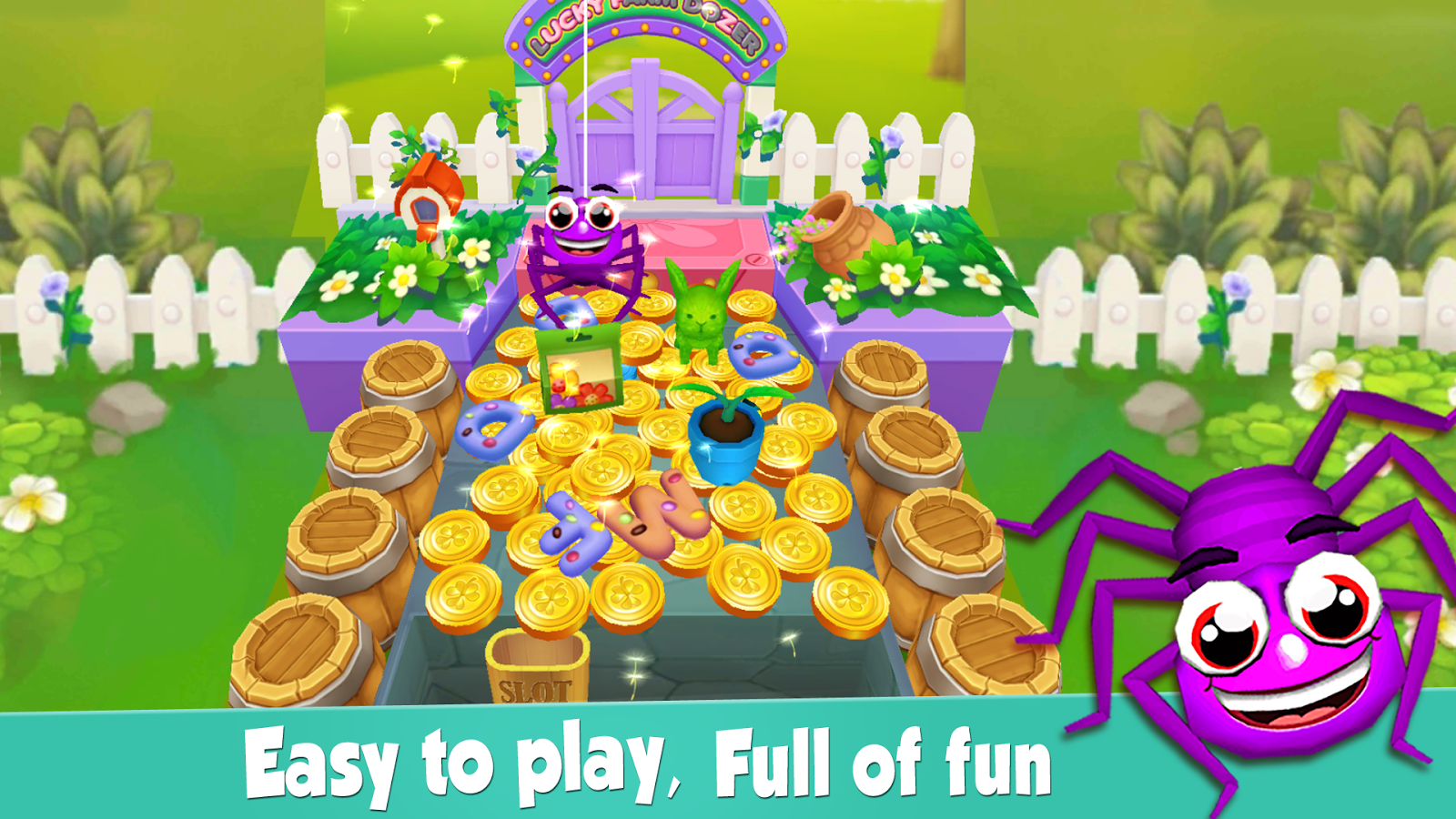 Coin Mania: Farm Dozer- screenshot