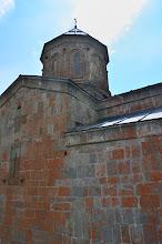 Photo: Cminda Sameba jedno z świętych miejsc Gruzji