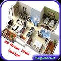 3D Home Plan Design icon