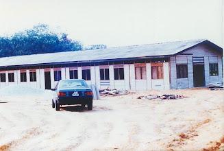 Photo: Pada tahun ke 3 beroperasi (1991) SRIH telah berpindah ke tapak tetapnya di Kg Sinaran Baru, Skudai, Johor.  Tenaga kerja ketika itu seramai 11 orang, mendidik pelajar ketika itu seramai 87 orang.