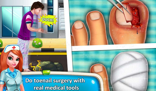 Live Virtual Surgery Multi Surgery Hospital 1.0.4 screenshots 6