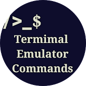 Terminal  Emulator Commands