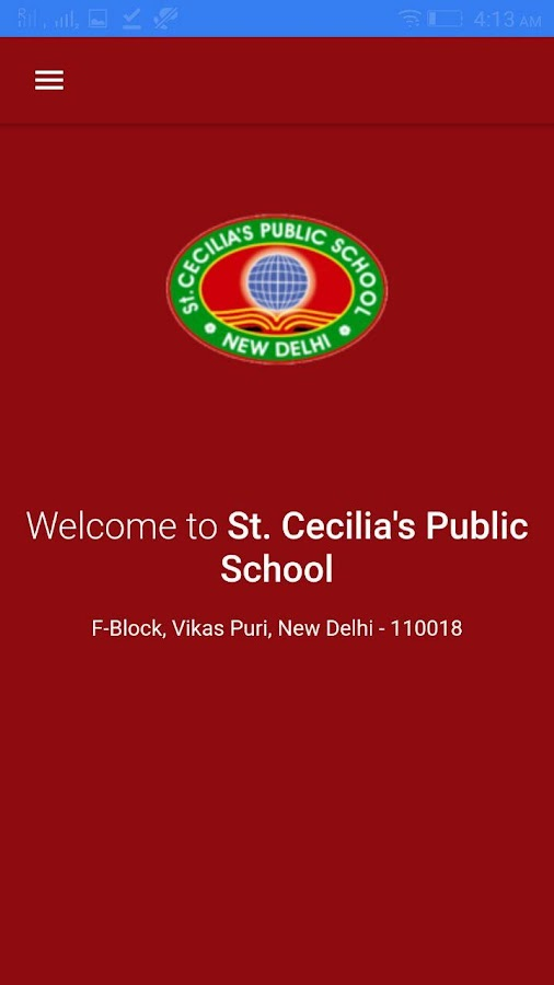 Cecilia Student- screenshot