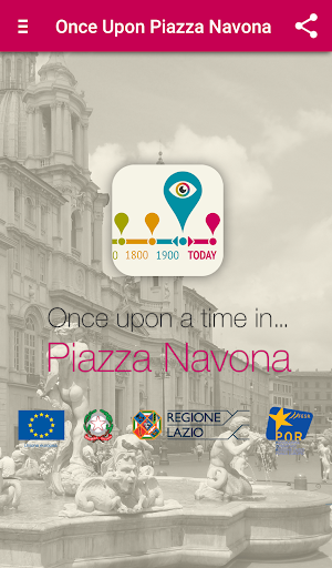 Once upon in Piazza Navona