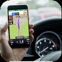 GPS Voice Navigate Maps, Route & Travel Navigation icon