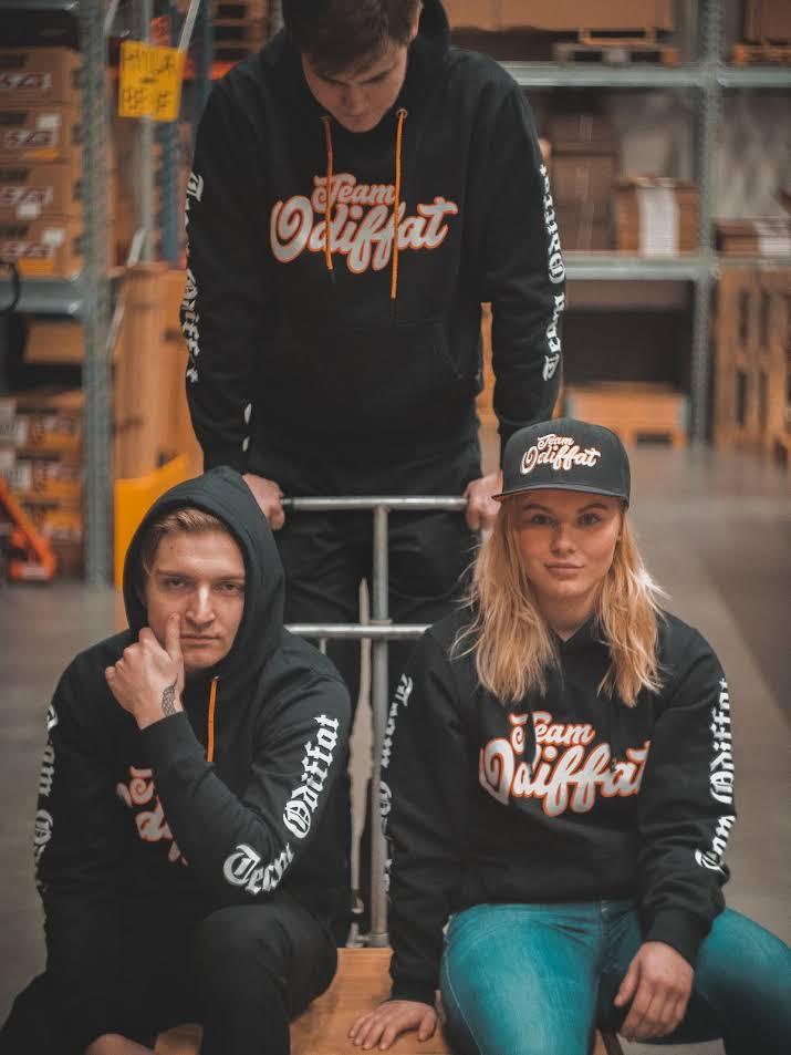 Team Odiffat Hoodie