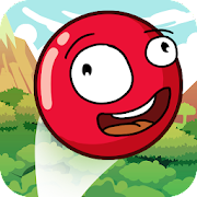 Bouncing Red Ball Adventure : Freedom And Love