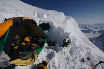 Photo: In Camp 5. 4500m. 27th of May 2008.