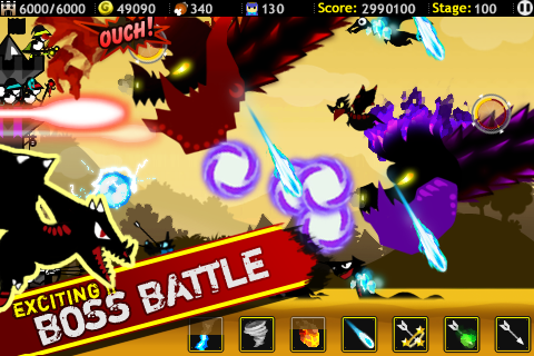 Dinosaur Slayer screenshot 3