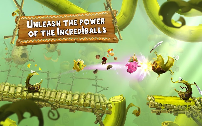 android Rayman Adventures Screenshot 8